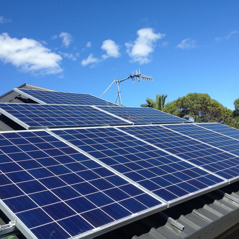 Солнечная энергия для дома 12